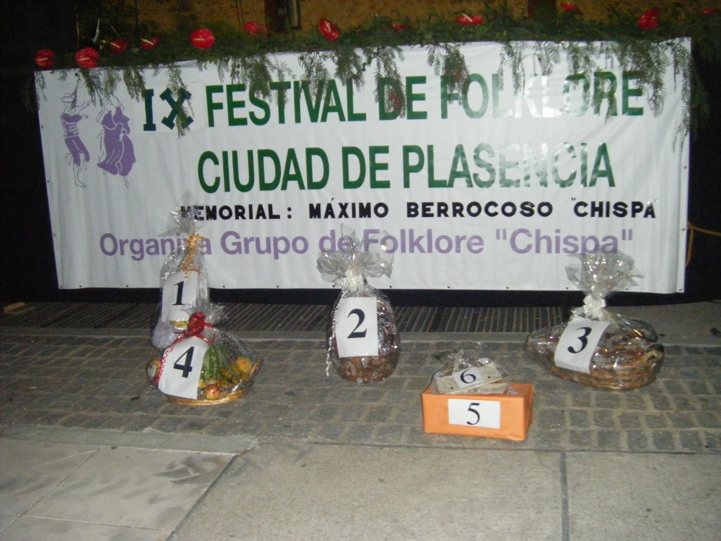 """IX Festival Ciudad de Plasencia """"Memorial Máximo Berrocoso Chispa"""""""